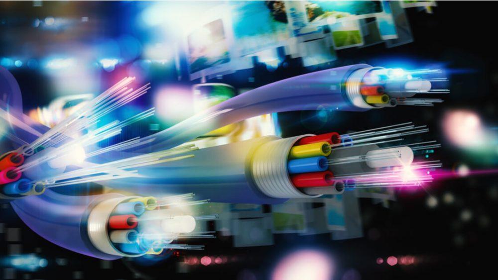 testes de cabos de fibra óptica